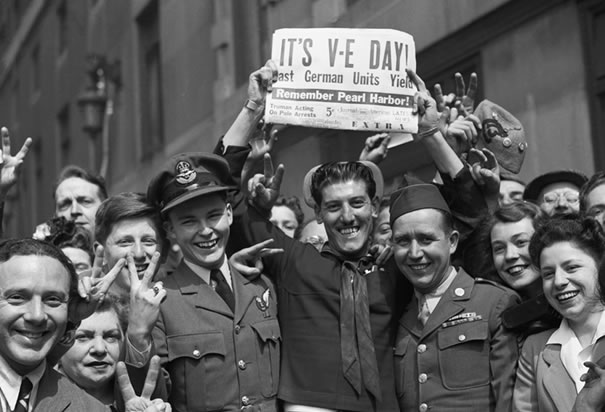 Image result for ve day images